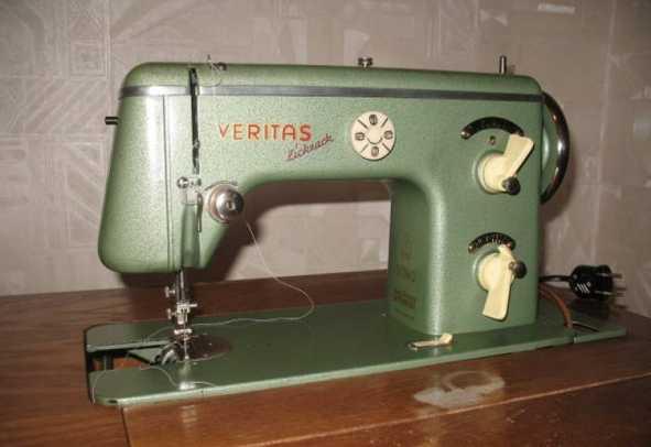 Инструкция по эксплуатации швейная машина veritas инструкция